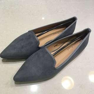 時尚平底鞋 尖頭輕便鞋
