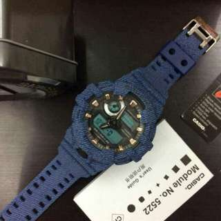 BAGO!!!BAGO!!! G-shock GA700/735 OEM/autolight  Complete package  Pm for price