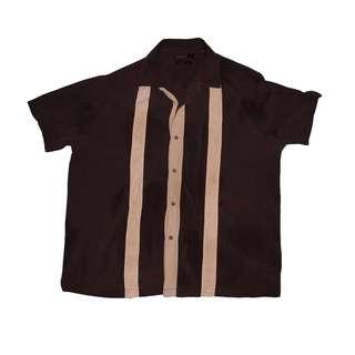 Retro Button Down Shirt