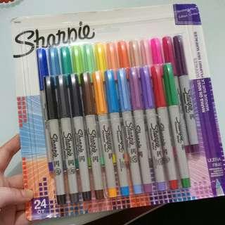 Sharpie Ultra Fine 24-pack