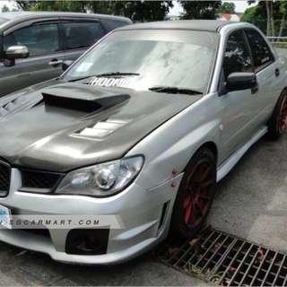 Subaru Impreza Sedan 1.6 Manual i