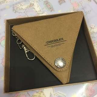 Chocoolate coins bag散紙包