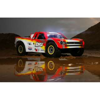 Losi Super Baja Rey 1/6 4WD ( RED ) - In Stock Now!!
