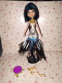 Monster High Cleo De Nile Ghouls Rule Doll