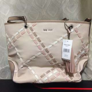 BNWT NINE WEST BAG