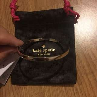 BNWT Kate Spade Classic shiver bracelet/bangle
