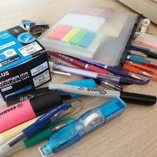 cheap stationery grabbag!