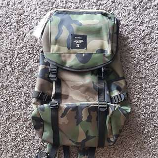 BNWT Anello Camo Backpack