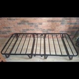 Foldable Bed Frame