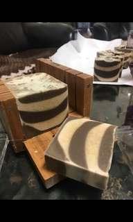 Heartleaf Houttuynia Herb Handmade Soap