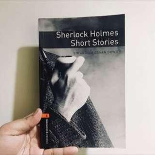 Sherlock Holmes Short Stories 福爾摩斯短篇故事小說