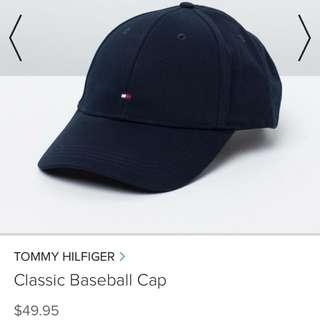 Navy Tommy Hilfiger Cap