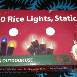 Lampu Hiasan indoor& outdoor