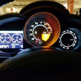 Speedometer customized or repair
