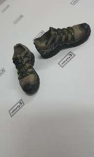 1/6 scale ES26019C Low-cut trek boots