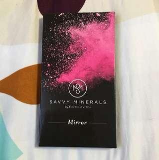 Savvy Minerals Mirror