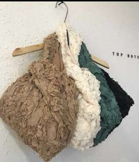 韓國100%製造春季手袋