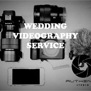 event and wedding videography service