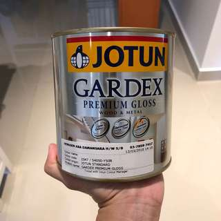 Jotun Garden Premium Gloss Wood & Metal Paint