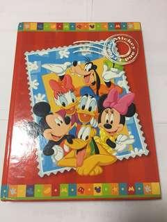 迪士尼卡通人物郵票
