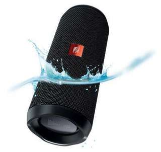 JBL FLIP 4 portable Bluetooth Speaker (Black)