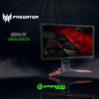 Acer Predator XB241H Gaming Monitor (24″1920X1080 144Hz)