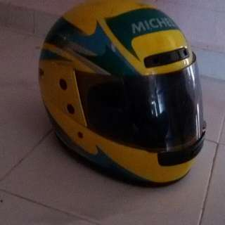 Fullface Helmet Michel