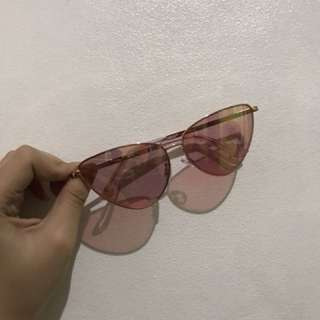 Pink sunnies shades sunglasses