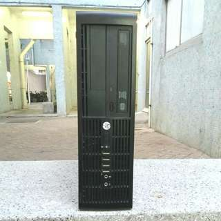 適合商業用途 HP pro4300 桌面電腦 即用唔使攪!