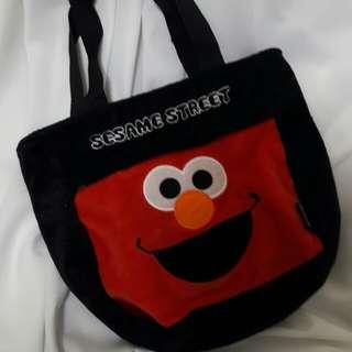 🚚 芝麻街 Elmo 袋子