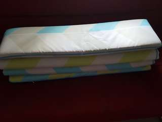 Foldable mattress