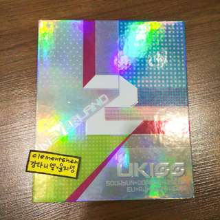 U-Kiss Neverland Album + Poster