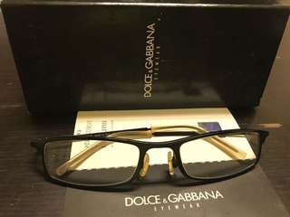 Branded spectacle - Dolce & Gabbana