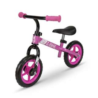 "Zycom My First Balance Bike 10"", Pink 10""/22"", Pink, 10""/22"""