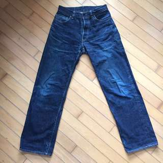 Cushman 大戰 22901 (levis d'artisan warehouse UES TCB jeans)