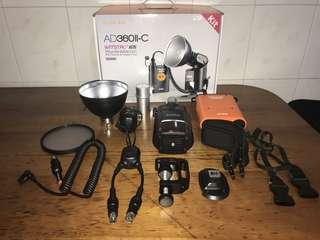 Godox AD360II Wistro TTL (Canon)