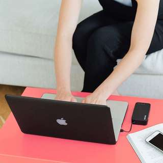 Macbook Cover - Matt Black - Available in all sizes!
