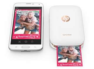 HP SPROCKET PORTABLE Instant PRINTER