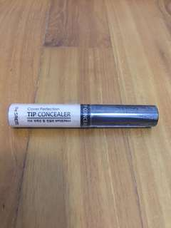 The Saem Cover Perfection Tip Concealer in shade 1.5