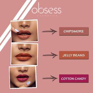 OBSESS LIPPIES