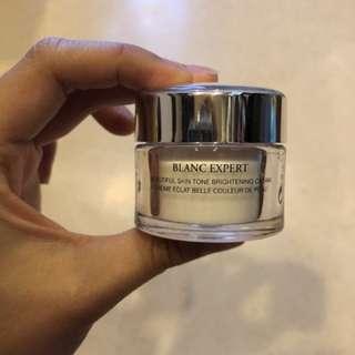 Lancome Blanc expert brightening cream