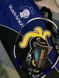 Black Knight Badminton Racket (original)