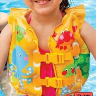 INTEX SWIM VEST