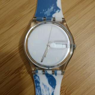 swatch錶 瑞士限定