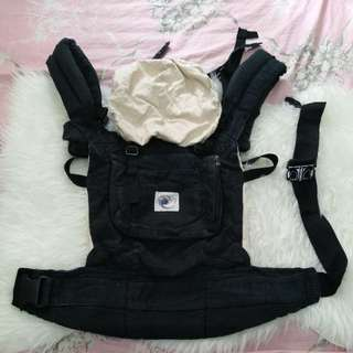 Ergobaby Black Camel Baby Carrier
