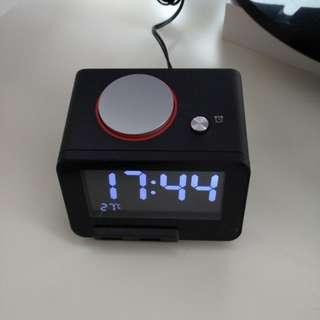 可充手机电电子鬧鐘