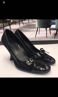 清貨Chanel Seude Leather High Heel