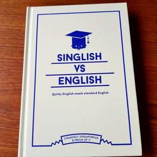 🌷50% Off NEW Copy🌷 Singlish VS English