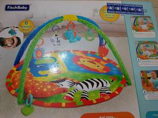 Fitch Baby Game Gym Mat