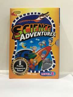 Science Adventures Level 2 (2013-10 issues)